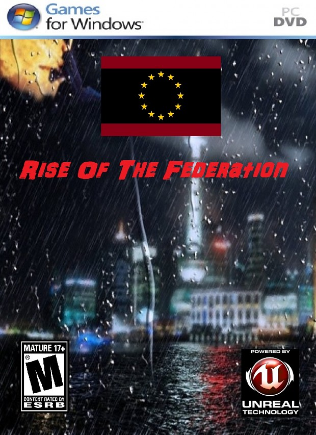 Rise Of The Federation Cover