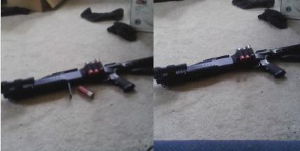 my shotgun