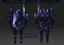 Police Bot Roger