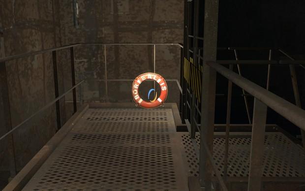 Portal 2, Borealis