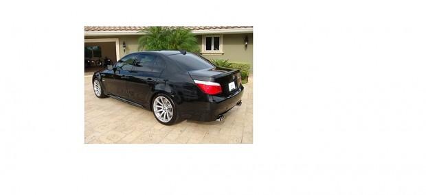 My car that i love BMW M5