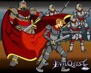 EvilQuest Promotional Artwork