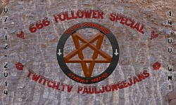666 Follower Special Livestream