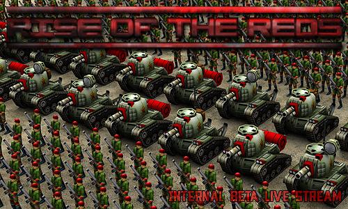 Rise of the Reds Stream 07-09-2014