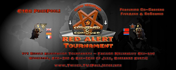 OpenRA Red Alert Tournament