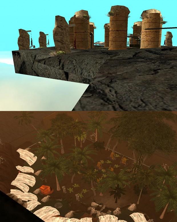 Predator Island - Sky Island