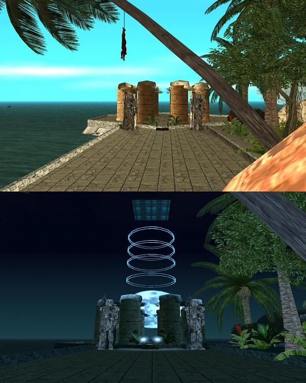 Predator Island - Sky Elevator