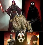 The Sith Lords Wallpaper 2