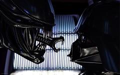 Xenomorph vs Darth Vader