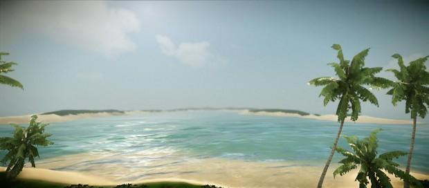 wake island progress