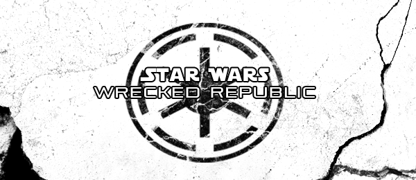 Wrecked Republic Quick Banner (BW)