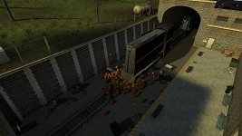 Playing with trains and physics