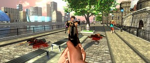 Deadly Walkers: Zombie FPS