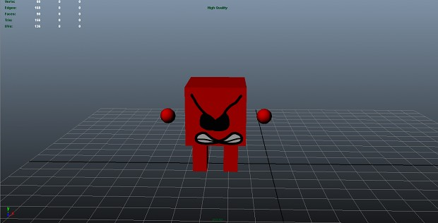 Super Breakout Man Textured