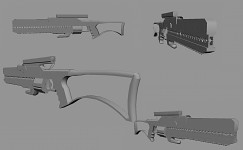 Gauss Sniper Rifle