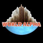 WorldAlpha Logo