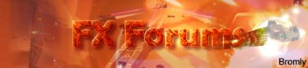 FX Forums banner