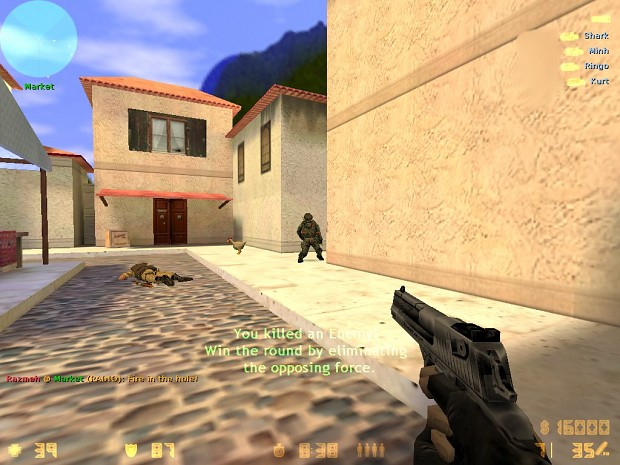 Ultra Kill with a Bomb!