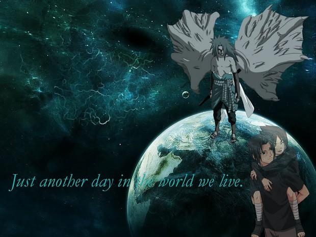 Sasuke and the World