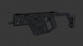 KRISS Vector texture WIP
