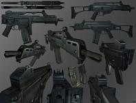 G36C textures
