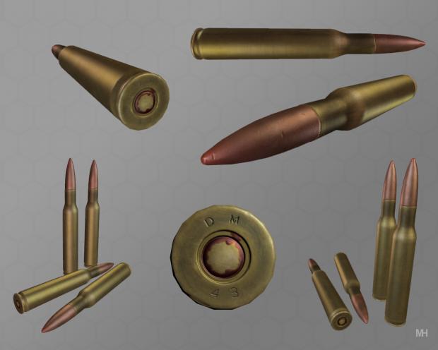 30-06 Bullet