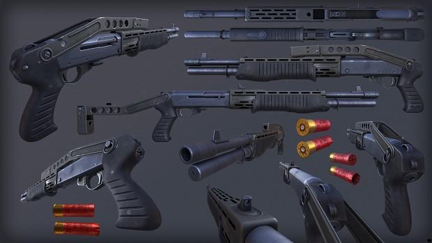 Spas-12 Textureed