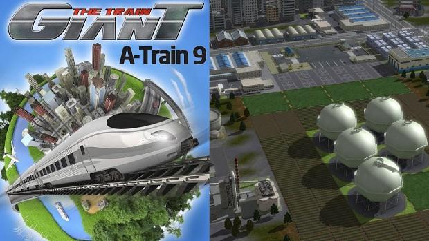 Train Giant (2012)