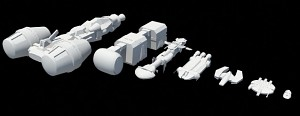 Full Mod Space Ship Set 2.6