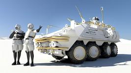 Vandkar 8x8 Heavy Assault Vehicle
