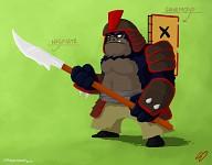 Gorilla Samurai