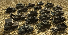 US Armor Doctrine Units