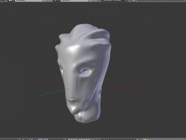 Valka Headmesh