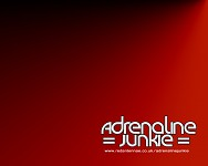 Adrenaline Junkie Wallpaper