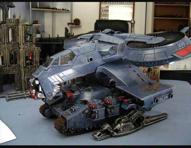 Interesting Dropship, that seems Plausible....