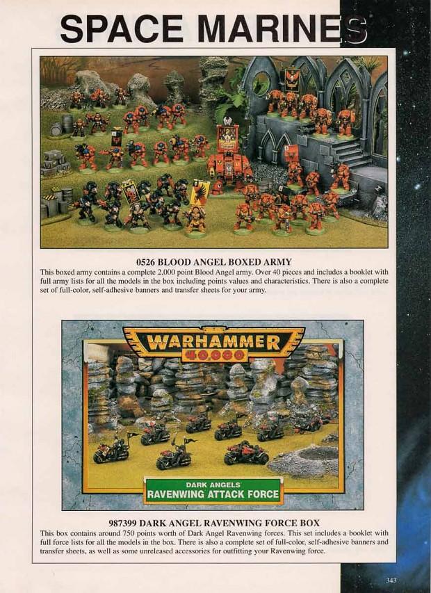 Old battle Boxes