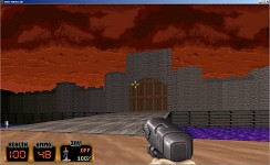 Duke Nukem 3D - Castle Ash (BUILD Engine)