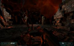 Doom 3 Boss Contest Screens...