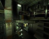 Doom 3 Speed Mapping Contest #1 Map Images
