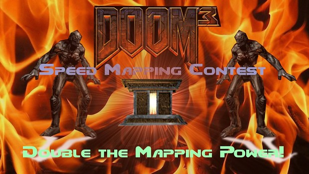 Doom 3 Speed Mapping Contest #2 preview image