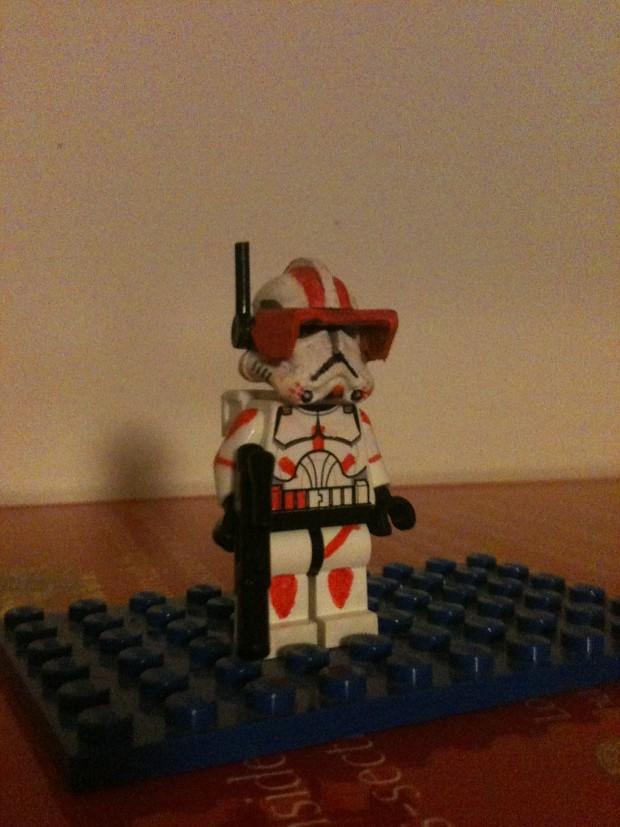 Commander Cody redone