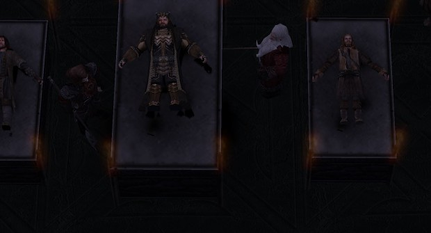 Thorin's funeral