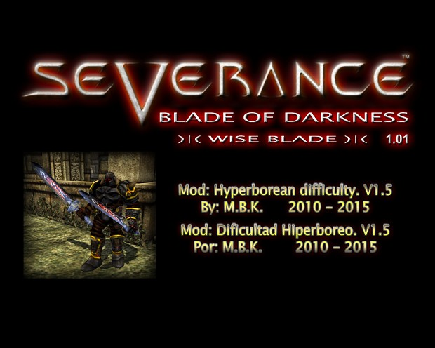 Hyperborean mod by MBK