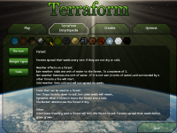 Terraform screenshots