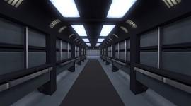 Star Trek, Voyager Corridors