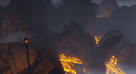 Updated Lava Arena