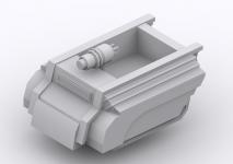 Combine Agouti Tankette - Updated