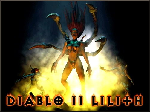 Diablo 2 Lilith