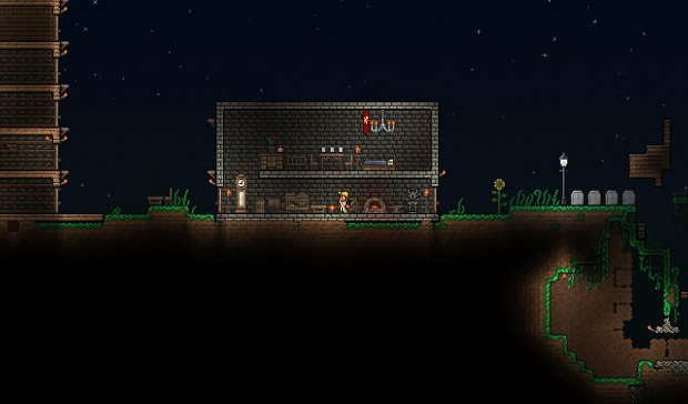 how to add a map to terraria