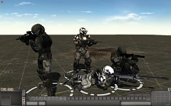 Halo Reach humanskins (ODST Squad)